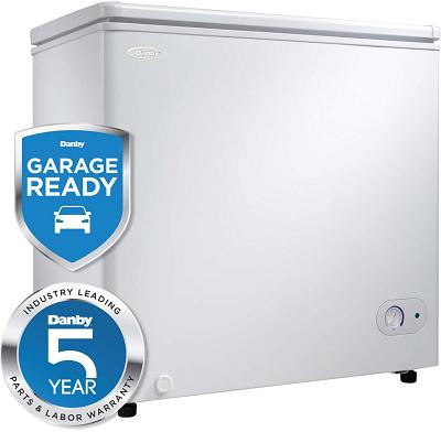 Danby DCF055A2WDB Chest Freezer