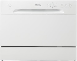 Danby DDW621WDB Countertop Portable Dishwasher