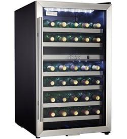 Danby DWC114BLSDD Wine Refrigerator