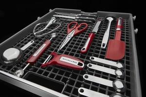 Dishwasher Racks_Third Rack Flatware Rack