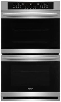 Best Double Wall Oven - Frigidaire Gallery FGET3066UF Double Wall Oven