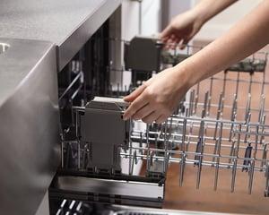 Dishwasher Racks_Adjustable Racks