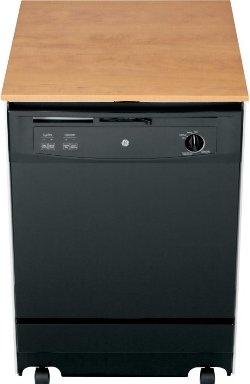 Best Portable Dishwashers  GE GSC3500DBB