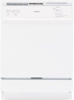 Dishwasher Buying Guide_Budget Dishwashers_Hotpoint Dishwasher HDA3600HWW