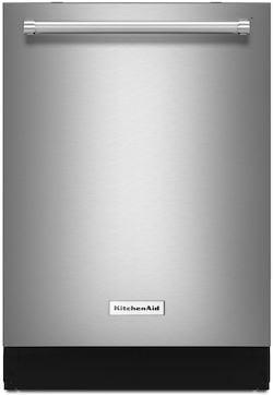 KitchenAid Dishwasher Reviews_KitchenAid KDTM404ESS