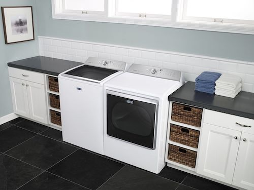 Dryer Buying Guide_Top Load Dryer_Maytag MEDB855DW