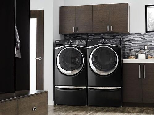 Dryer Buying Guide_Front Load Dryer_Whirlpool WGD97HEDBD Dryer