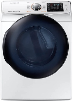 Best gas dryers SAMSUNG DV50K7500GW