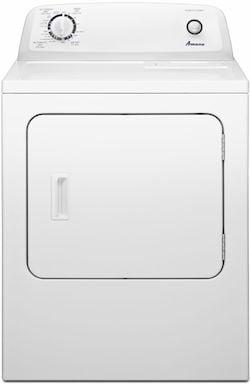 Amana Gas Dryer NGD4655EW