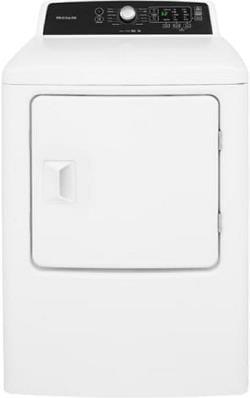 Frigidaire Electric Dryer FFRE4120SW