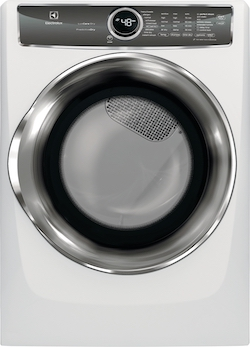 Electrolux EFME627UIW Electric Dryer Front Load