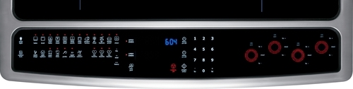 Electrolux  Induction Range Controls EW30IS80RS