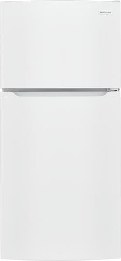 Frigidaire FFTR1425VW Garage Ready Top Freezer Refrigerator