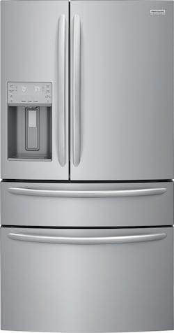 Memorial Day Deals - Frigidaire FG4H2272UF French 4 Door Refrigerator