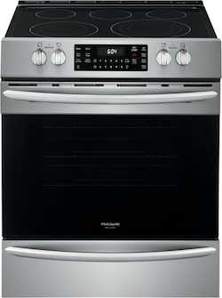 Frigidaire FGEH3047VF Slide In Electric Range Air Fry