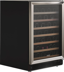 Wine Refrigerator Reviews - Frigidaire FGWC5233TS Wine Refrigerator