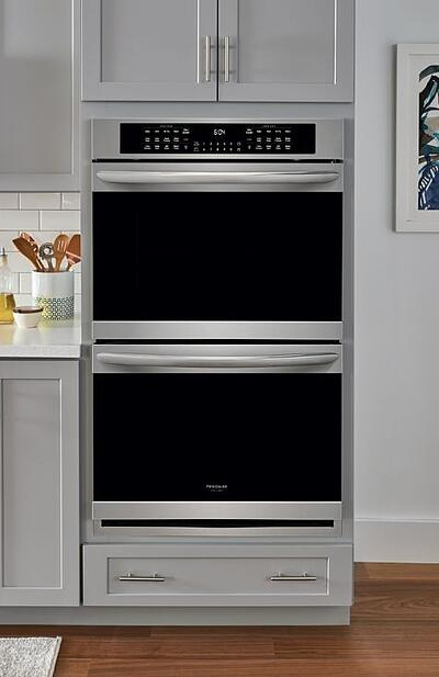 Frigidaire Gallery FGET3069UF Double Wall Oven Air Fry