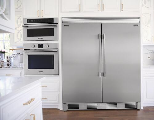 Frigidaire Professional FPRU19F8RF All Refrigerator Column Refrigerator Lifestyle Image