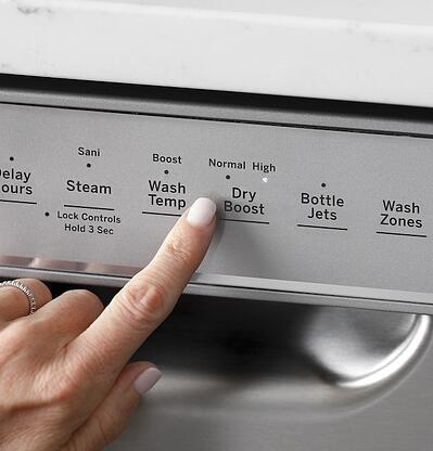 Front Control Dishwasher - GE Appliances