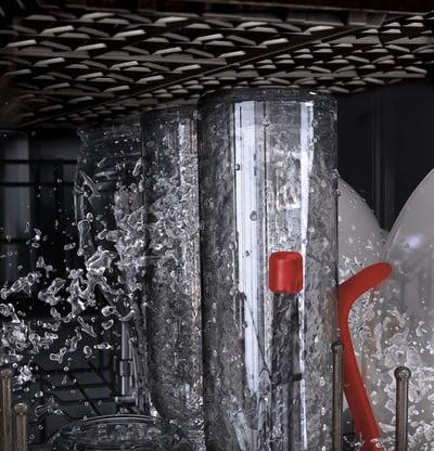 Best Dishwashers GE GDT655SBLTS bottle jets