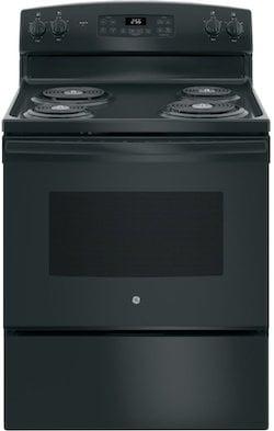 GE Appliances JB256DMBB Coil Top Range