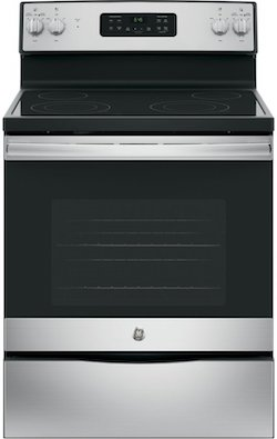 Best Electric Range for the Money GE vs Frigidaire - GE Appliances JB645RKSS Electric Range