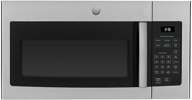 GE Appliances JVM3160RFSS Over the Range Microwave