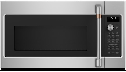 Best OTR Convection Microwave - GE Cafe CVM517P2MS1