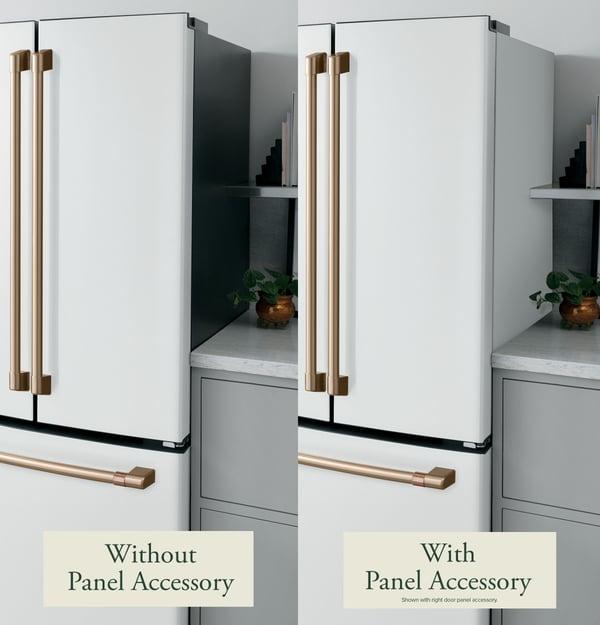 GE Cafe Refrigerator Side Panel Accessory