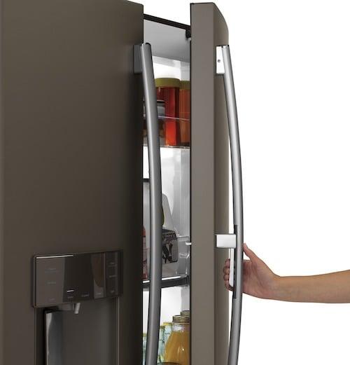 Door in Door Refrigerator_GE GFD28GMLES French Door Refrigerator Door in Door