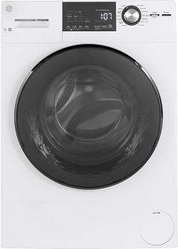 GE GFW148SSMWW Compact Washer
