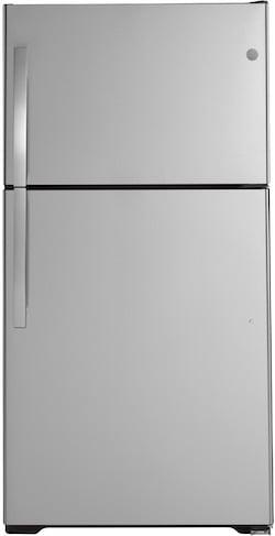 GE GIE22JSNRSS Top Freezer Refrigerator