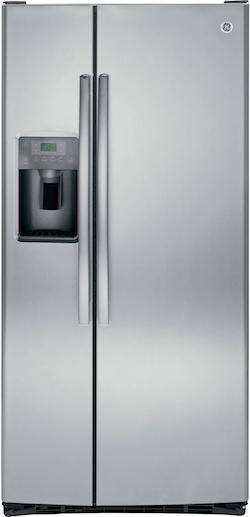 GE GSS23HSHSS Side by Side Refrigerator