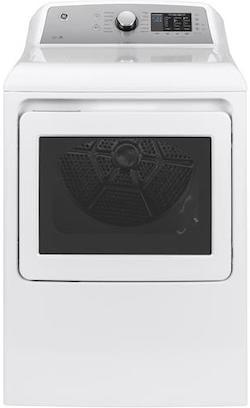 GE GTD72EBSNWS Electric Dryer
