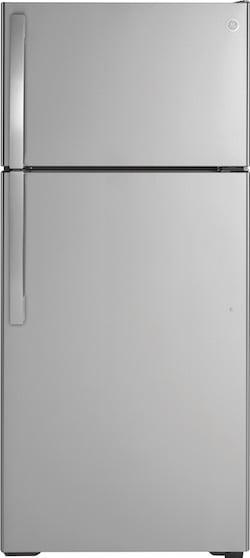 GE GTE17GSNRSS Top Freezer Refrigerator