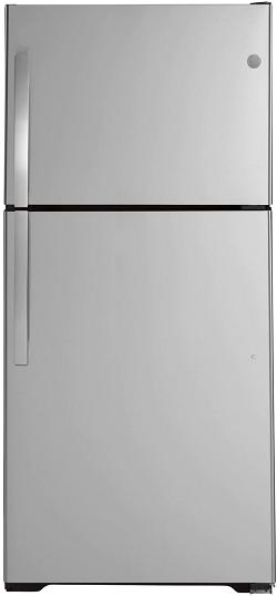 GE GTS19KSNRSS Top Freezer Refrigerator