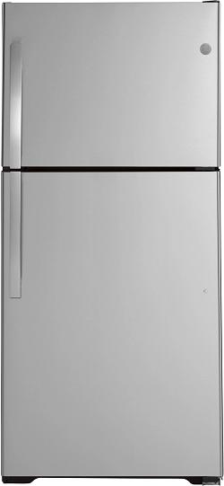 GE GTS22KSNRSS Top Freezer Refrigerator