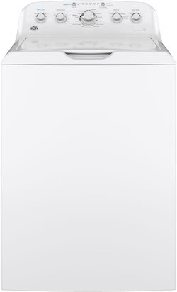 Best Affordable Washing Machine GE vs Whirlpool - GE GTW465ASNWW Agitator Washer