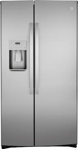 GE GZS22IYNFS Side by Side Refrigerator