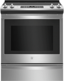 GE JS760SPSS Slide In Electric Range