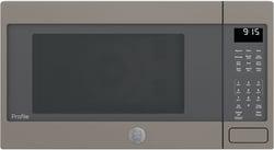GE Slate Appliances GE Profile PEB9159EJES convection microwave countertop