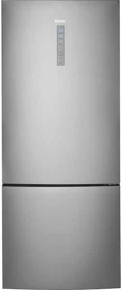 Haier HRB15N3BGS Bottom Freezer Refrigerator
