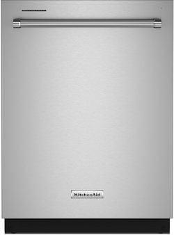 Quietest Dishwasher KitchenAid KDTM404KPS