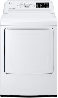 LG DLE7100W Electric Dryer
