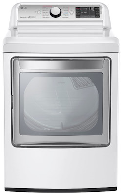 LG Sensor Dry - LG DLEX7600WE Dryer