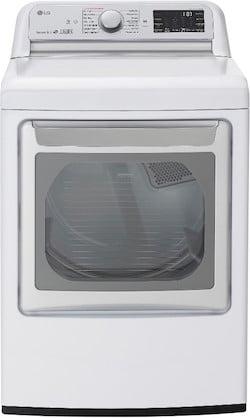 LG DLEX7800WE DLGX7801WE Dryer