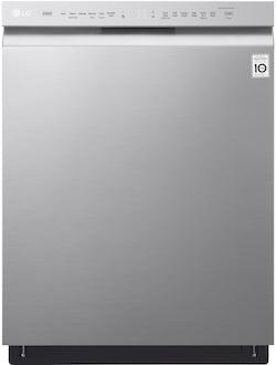 LG LDF5545ST Dishwasher Front Control