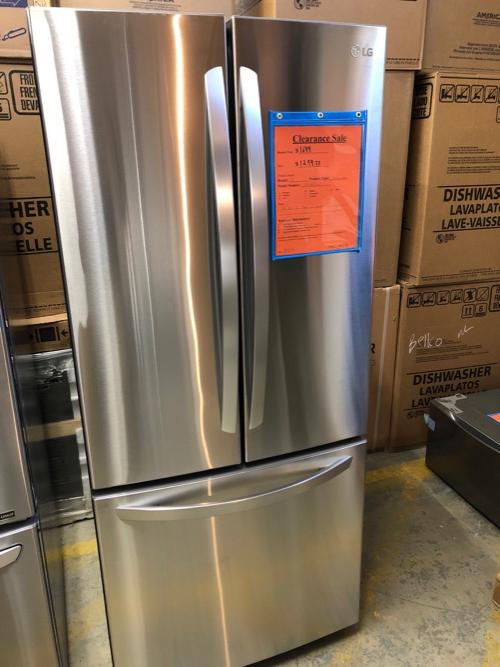 LG LFCS22520S French Door Refrigerator