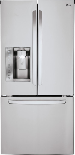 LG LFXS24623S French Door Refrigerator