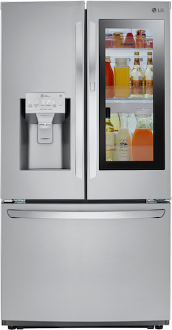 LG LFXS26596S French Door Refrigerator Door in Door InstaView